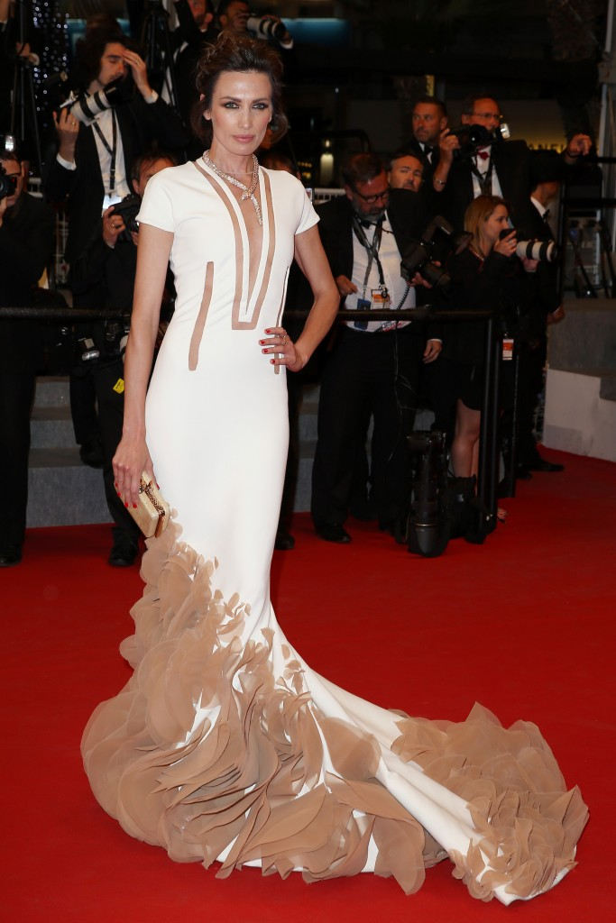 Nieves Alvarez at Cannes Film Festival (May 20, 2015)