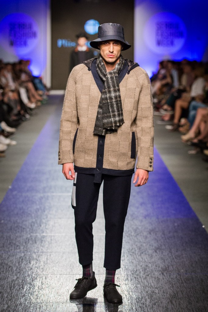 ANDREA LAZZARI - Fall Winter 2015/16