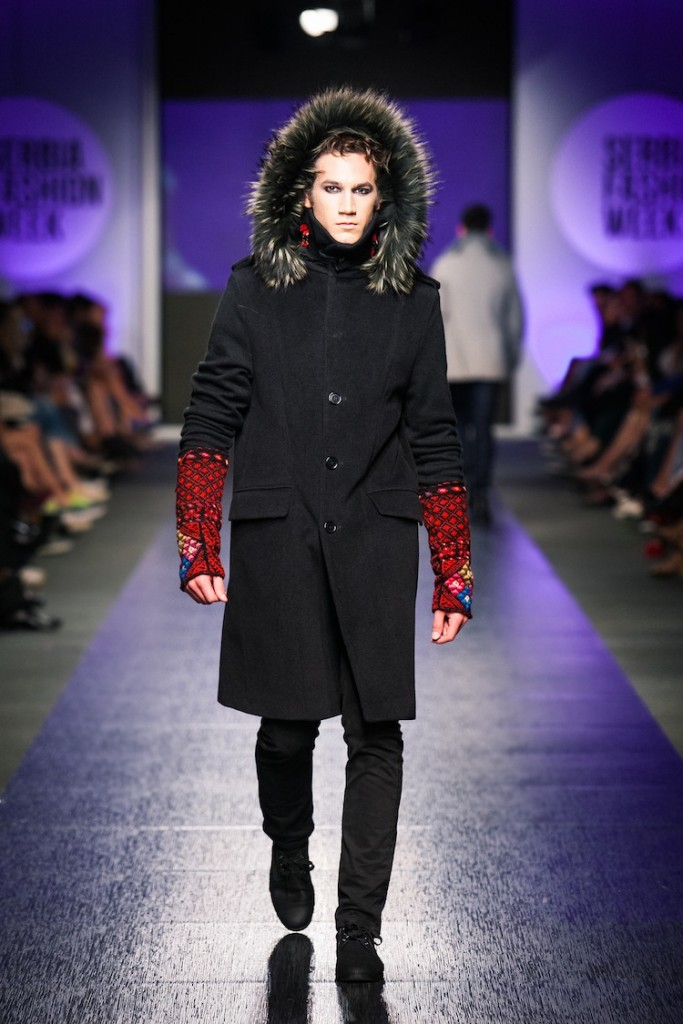 BATA SPASOJEVIC - Fall Winter 2015/16
