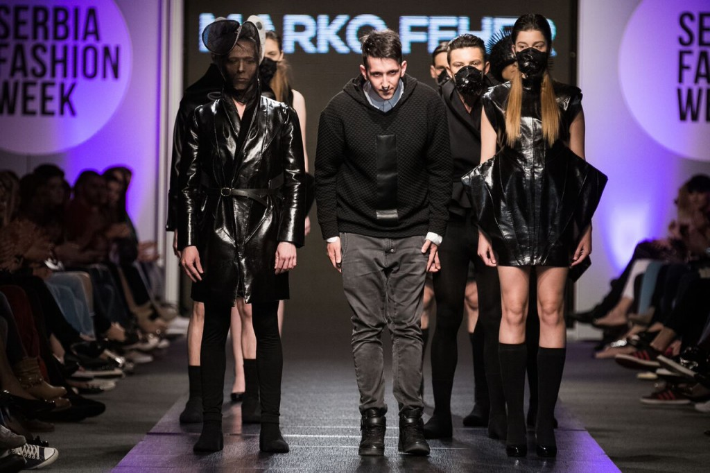 MARKO FEHER - Fall Winter 2015/16