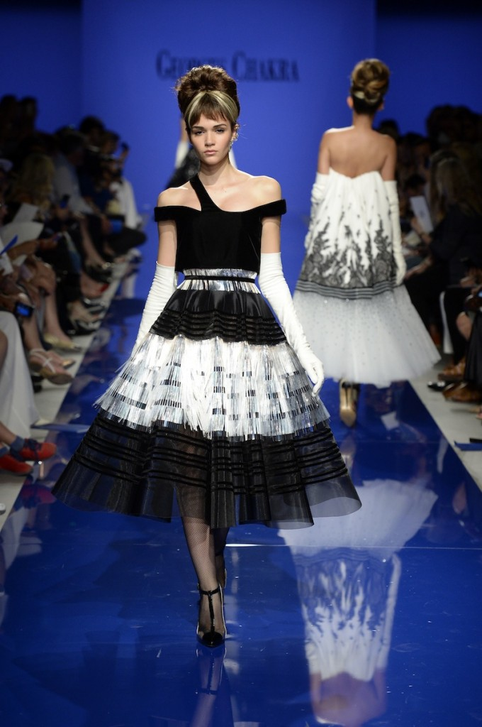 GEORGES CHAKRA COUTURE - Fall Winter 2015/16