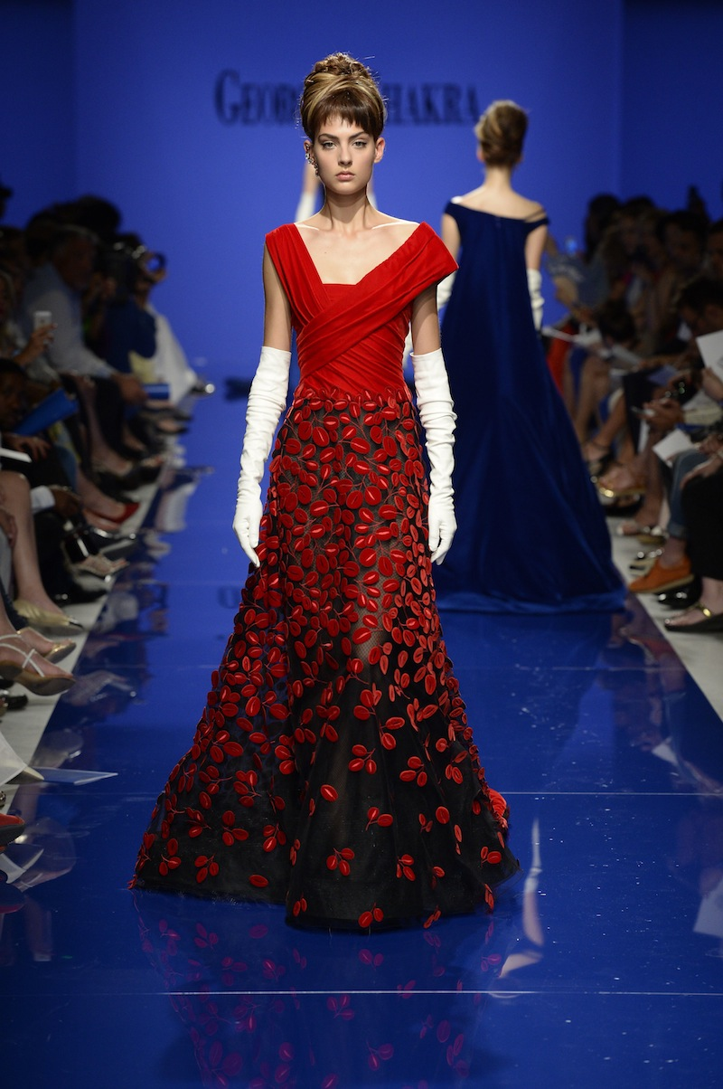 10c7e62a45ee GEORGES CHAKRA COUTURE – Fall Winter 2015/16 | FASHION INSIDER MAGAZINE