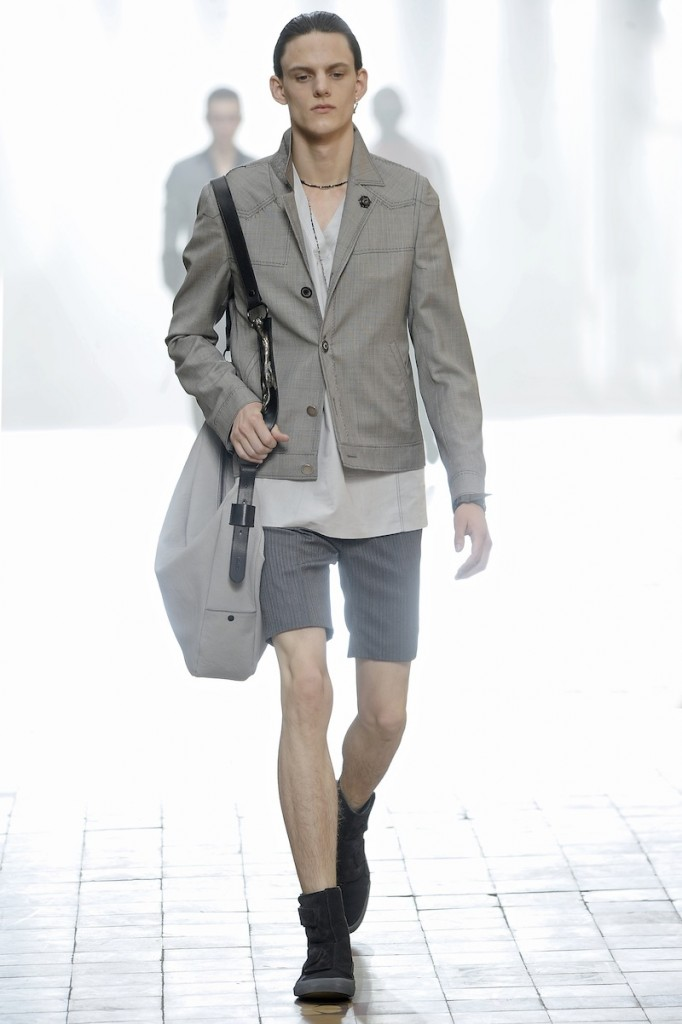 LANVIN Menswear spring summer 2016 Paris june 2015